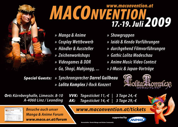 MACOnvention 2009